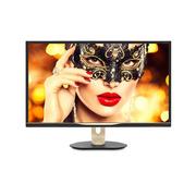 飞利浦 BDM3275UP 32英寸4K超高清 IPS宽视角10.74亿色多视窗 人体工学底座 无闪显示器