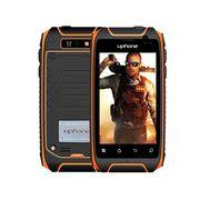 优豊 U5+ 移动/联通2G三防智能手机 双卡双待 橙色 联通3G版