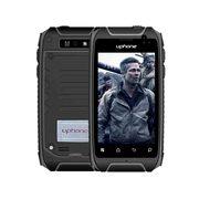 优豊 U5+ 移动/联通2G三防智能手机 双卡双待 黑色 联通3G版