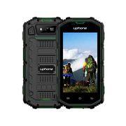 优豊 U5A 联通3G三防智能手机 双卡双待 绿色