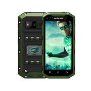 优豊 U5B 联通3G三防智能手机 双卡双待 军绿色