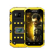 优豊 U5B 联通3G三防智能手机 双卡双待 黄色
