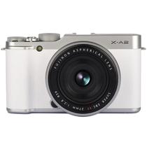 富士 X-A2 微单电套机(XF 27)皓雪白 APS-C 自拍翻转屏 WiFi XA2时尚复古产品图片主图