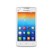联想 A2800-D 移动4G手机 (4G ROM)双卡双待手机 白色
