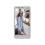 康佳 L826 移动4G智能手机 白色+银色