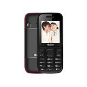 海尔 M311 移动/联通2G 直板老人手机儿童手机 炫酷黑