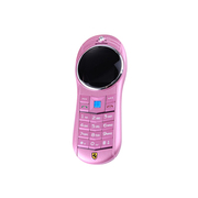 apphome 卡片手机 迷你手机袖珍小手机跑车手机魔镜超薄袖珍迷你低幅射护眼 儿童手机 卡片手机 粉色