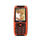 大显 DX968三防老人手机 移动/联通2G 橘红色