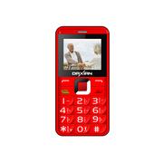 大显 K8 移动/联通2G 双卡双待 老人手机 红色