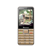 纽曼 C360 电信2G老人手机 金色