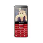 纽曼 C360 电信2G老人手机 红色