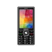 康佳 D818 移动/联通2G老人手机 珠光黑