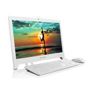 联想 C2005 19.5英寸一体电脑(E2-6110/4G/500G/集显/win8)白