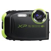 富士 XP80 四防户外运动相机 黑色(1640万像素 5倍光变 2.7英寸显示屏 Wi-Fi遥控拍摄)
