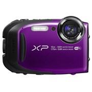 富士 XP80 四防户外运动相机 紫色(1640万像素 5倍光变 2.7英寸显示屏 Wi-Fi遥控拍摄)