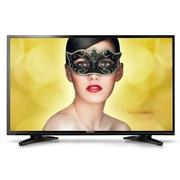 乐华 32L53 32英寸超窄边高清节能USB流媒体电视(黑色)