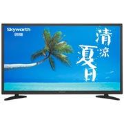 创维 40X3 40英寸 窄边蓝光高清节能平板液晶电视(黑色)