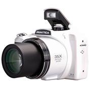 柏卡 luxmedia 20-Z35S 白色 长焦数码相机