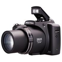 柏卡 luxmedia 20-Z35S 黑色 长焦数码相机产品图片主图