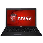 微星 GP60 2QF-864XCN 15.6英寸游戏笔记本电脑 (i5-4210H 4G 1TB 7200转 GTX950M 2G)灰色