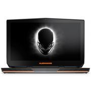 外星人 ALW17ER-2728S 17.3英寸游戏本 (i7-4720HQ 16G 512G SSD+1T GTX980M 4GB独显 WIN8.1)银