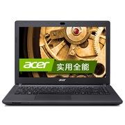 宏碁 ES1-431-C1EL 14英寸笔记本(四核N3150 4G 500G 核芯显卡 蓝牙 Win8.1)黑色