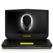 外星人 ALW15ER-2718S 15.6英寸游戏本 (i7-4720HQ 16G 128GB SSD+1TB  3G独显 WIN8.1)银