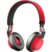 捷波朗 MOVE WIRELESS 沐舞 无线蓝牙 头戴式 音乐耳机 红色