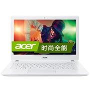 宏碁 V3-331-P3ZM 13.3英寸超薄本(奔腾3556U 4G 120GSSD 核芯显卡 Win8.1)白色