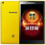 联想 小S游戏版 8英寸平板电脑(Z3745四核1920×1200全高清屏2G/16G GPS 3G)柠檬黄S8-50