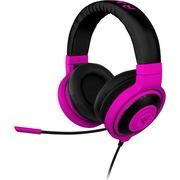 雷蛇 北海巨妖专业魔彩版(紫色) 游戏耳机
