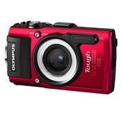 奥林巴斯 TG-3 运动相机环闪套装 红色