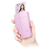 LG 趣拍得 POPO相印机 手机便携相片打印机 手机照片拍立得 PD251P 粉色产品图片主图
