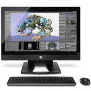 惠普 Z1 G2 K1N42PA 一体电脑工作站 27寸IPS/E3-1226v3 3.3/8GB ECC/1TB/K2100M 2G专业显卡/win8.1