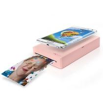 Bolle Photo PicKit M1 智能手机照片打印机 拍立得随身口袋相印机 粉色产品图片主图