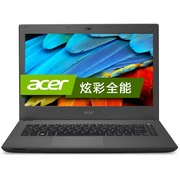 宏碁 E5-422G-41EF 14英寸笔记本(四核A4-7210 4G 8GB SSHD+1TB R5 M335 2G独显 蓝牙 1920*1080)