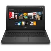 戴尔 M5555R-1106B 灵越15.6英寸笔记本电脑 (E1-7010 2G 500G WIFI 蓝牙 LINUX)黑