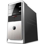 海尔 极光D3-Z185 台式主机(赛扬双核J1800 2G 500G 键鼠)办公电脑
