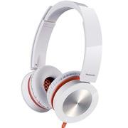 松下 RP-HXS400E-W 头戴式耳机 白色 手机 电脑耳罩式耳机 音效强劲