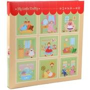 NCL  日本原装进口相册 diy 宝宝相册 生日礼物 成长纪念 儿童 亲子 系列 玩具娃娃 73375-462