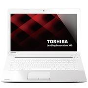 东芝 C40-AC29W1 14英寸笔记本电脑 (i3-3110M  4G  500G  GT710M 1G独显  DOS)雪晶白