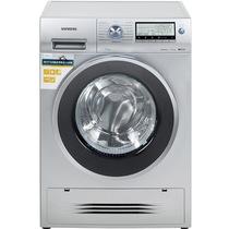 西门子 WD15H5681W 7.5公斤 3D空气冷凝 滚筒洗衣干衣机(银色)产品图片主图