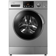 美的 MG60-1013EDS 6公斤变频滚筒洗衣机 (银色)