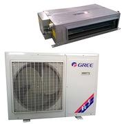 格力 FGR6.5/C(I) 暗藏超薄风管式一拖一冷暖中央空调2.5匹