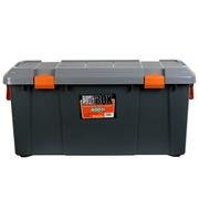爱丽思 IRIS 汽车整理箱 车载储物箱 BOX800D绿色