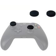 SparkFox Xbox One 无线游戏手柄专用高品质模拟摇杆硅胶防滑耐磨保护帽4套装