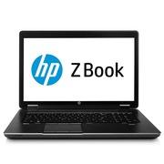 惠普  ZBOOK17 17.3英寸移动工作站 i7-4800/16G/32GB SSD+1.5TB/4G独显/Win7 64 /5-5-5 +1year ADP