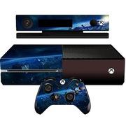 SparkFox Xbox One保护贴纸 太空