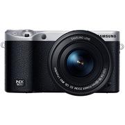 三星 NX500 4K摄像 微型单电套机(18-55mm 内置16G)黑色 (NX经典高端款)