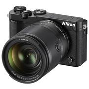 尼康 J5 +VR 10-100mm f/4-5.6 可换镜数码套机(黑色)